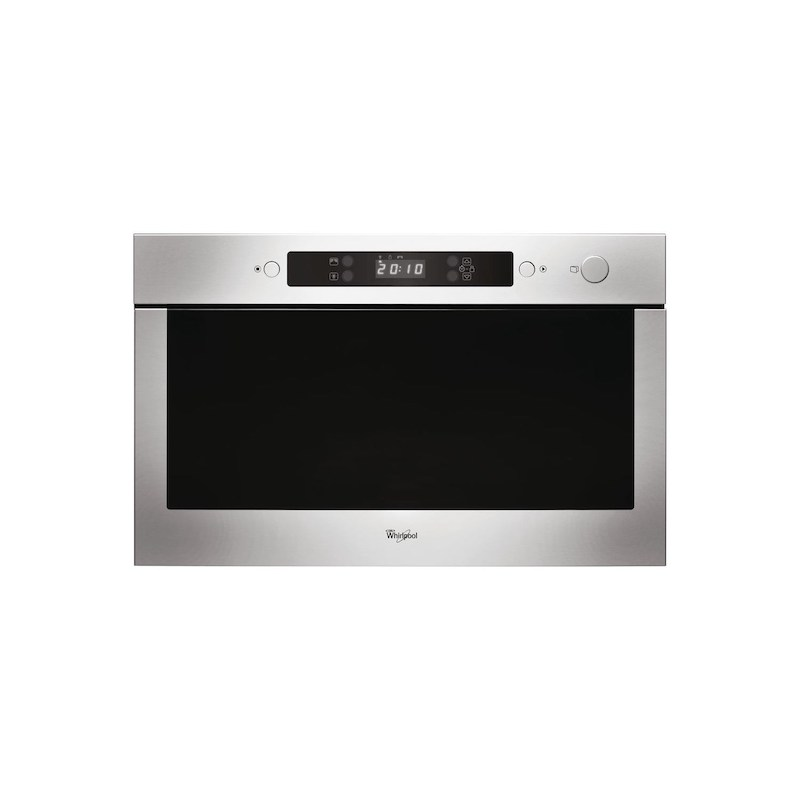 Whirlpool Microwave Amw423ix Integrated Stainless Steel