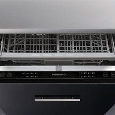 DE DIETRICH FULLY INTEGRATED DISHWASHER