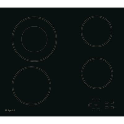 TOUCH CONTROL HOB