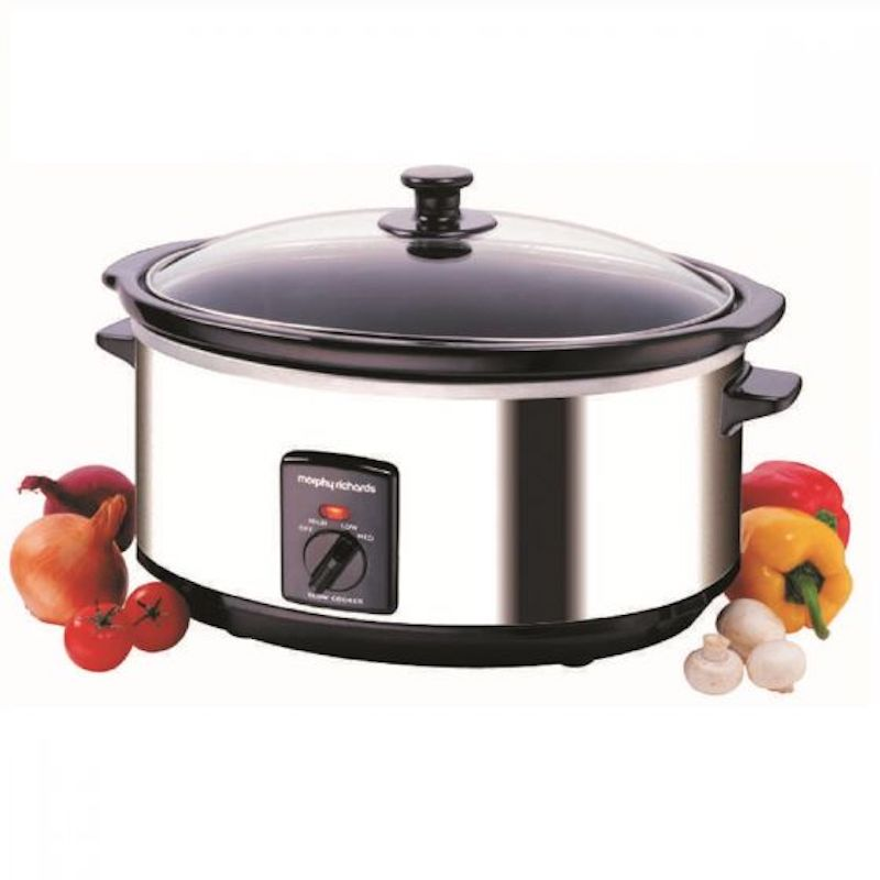 Morphy Richards 6 5 Litre Slow Cooker 48715 Expert Laois Contact morphy richards for advice on. morphy richards 6 5 litre slow cooker 48715